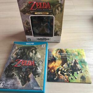 【Wii U】 ゼルダの伝説 トワイライトプリンセス HD SPECIAL EDITION