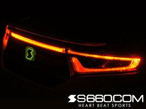 新品☆S660.COM SPIDER 高輝度LEDリアパネル S660(JW5) 【エスロクロクマルドットコム】