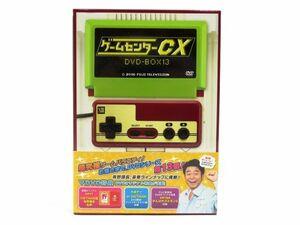 tu023●帯付 ゲームセンターCX DVD-BOX13 ※中古