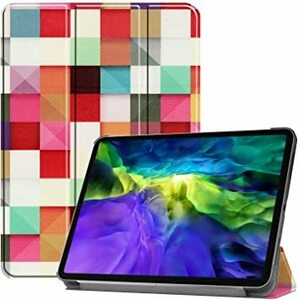 ゴールド Maxku iPad Pro 11 2020ケース+ ペントレー 耐衝撃 スリム 傷つけ防止 三つ折タイプ スタンドカ