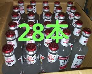 スミノフアイス 28本 チューハイ カクテル