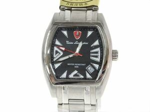 【未使用】Tonino Lamborghini / トニーノランボルギーニ クオーツ QZ CG209A メンズ腕時計