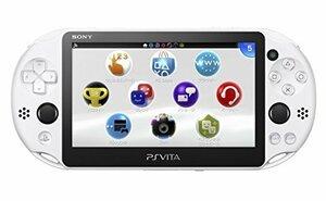 △▼●4) グレイシャー・ホワイト PlayStation Vita Wi-Fiモデル グレイシャー・ホワイト(PCH-2000