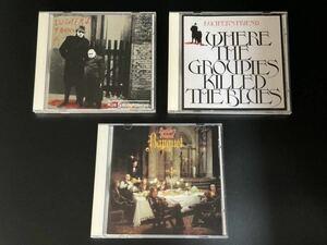 [ワンオーナー品・送料無料] LUCIFER'S FRIEND CD3枚セット 輸入盤 ユーライヤヒープ