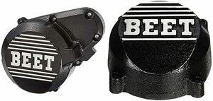 BEET(ビート) ジェネレーターカバー(クロ) ZRX400/2 0402-K55-04 & ポイントカバー(クロ)