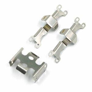 新品未開封 ミニッツ 4x4 ステンレス プロテクター 3点セット 4×4