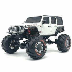 新品 HBX ビードロック モンスタートラック タイヤ 単品 ミニッツ 4x4 4×4