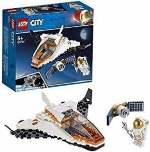 特別価格!レゴ(LEGO) シティ 人口衛星を追うジェット機 60224 ブロック おもちゃ 男の子SQS1