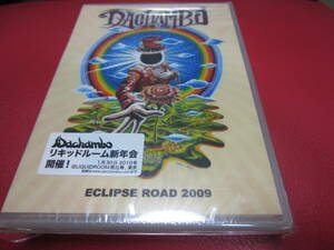 ■ DACHAMBO / ECLIPSE ROAD 2009 ★未開封DVD★ダチャンボ/AO YOUNG
