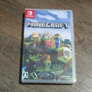 新品未開封  Switch  マインクラフト  Minecraft  ニンテンドースイッチ 送料無料