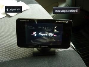 ★☆YUPITERU ユピテル Super Cat GPSレーダー レーダー探知機 スーパーキャット GPSレーダー探知機 レーダー探知機 GWR51sd☆★