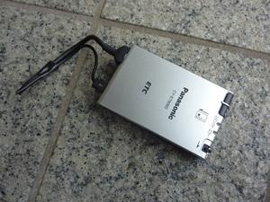 ★☆Panasonic パナソニック CY-ET906D ETC ユニットアンテナ分離型 12V/24V 本体のみ☆★