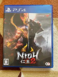 PS4 仁王2 美品