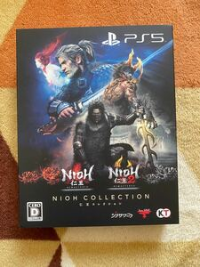 PS5 仁王 Collection 美品