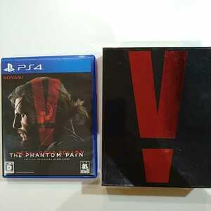 PS4 メタルギアソリッド5 ファントムペイン