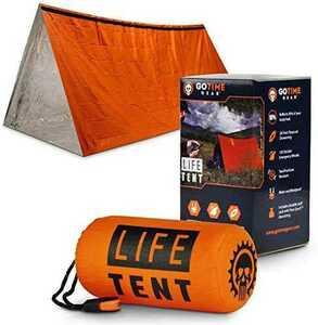 テント 緊急用 サバイバルシェルター 軽量 コンパクト 非常時