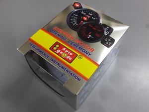 [ unused goods ] auto gauge AUTOGAUGE SD-902 speed meter 80Φ white