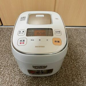 アイリスオーヤマ 炊飯器 IRIS ERC-IB50