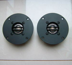 上物 美品 良好 JBL A820 ベッキオ ツイーター 103X070DH-01GD 2本1組ペア 純正ボルト付 純正品 スピーカー