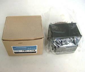 新品 元箱入 絶版品 ノグチトランス PMC-170M 電源トランス PMC-170M POWER MAX ②