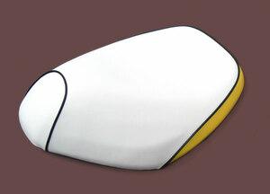 【17色対応】ジョグアプリオ4JP/4LVカスタムシートカバー表皮SA11A