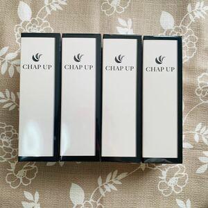 チャップアップ CHAPUP 薬用育毛剤 4本 チャップアップ CHAP 育毛剤 薬用 チャップアップ育毛剤