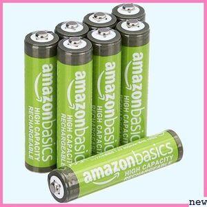 【期間限定】/ベーシック/充電池/高容量充電式ニッケル水素電池単4 充電 容量/800mAh、約500回使用可能 / 107NH9C