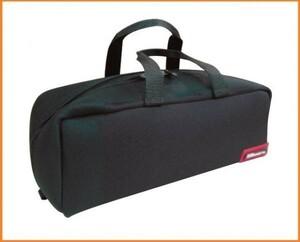 【期間限定】DBLTACT トレジャーボックス ツールバッグ DTQ-M-BK ブラック 道具入れ 横長 バッグ 工具バッグKZMS