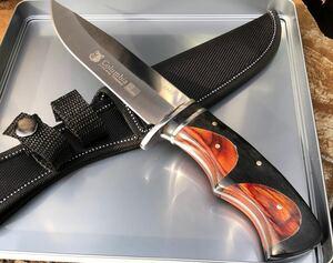 SA62 COLUMBIA KNIFE コロンビアナイフ ウッドハンドルナイフ
