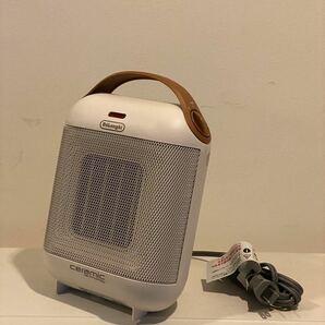 デロンギ セラミックファンヒーター HFX30C11-IW アイボリー 電気ファンヒーター