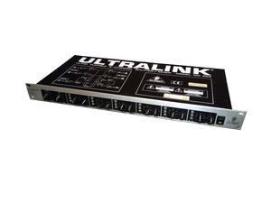BEHRINGER ベリンガー 1U ラック Rack 6CH Splitter Mixer スプリッター ミキサー 即決有り 管理番号U