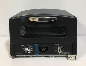 アラジン グラファイト トースター 黒 4枚焼 AET-G13N/K 未使用 A201