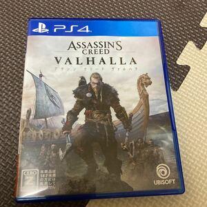 【PS4】 アサシン クリード ヴァルハラ [通常版]プロダクトコード未使用