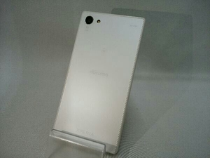docomo SONY Android SO-02H Xperia Z5 Compact ホワイト ソニー エクスペリア