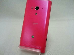 docomo SONY Android SO-03D Xperia acro HD ピンク ソニー エクスペリア