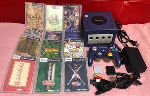 ゲームキューブ 任天堂 一式 メモリーカード ニンテンドーゲームキューブ Nintendo
