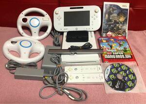 WiiU Nintendo Wiiソフト マリオカート8 ニンテンドーWii スプラトゥーン