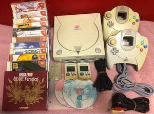 ドリームキャスト SEGA ドリキャス Dreamcast セガ