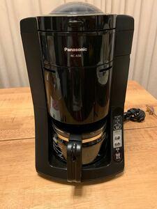 Panasonic 5カップ 670ml 沸騰浄水コーヒーメーカー NC-A5…