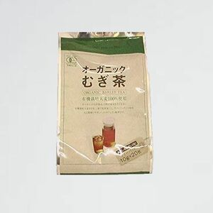 新品 好評 麦茶 オ-ガニック X-89 水出・湯出ok (1個) ティ-パック 有機栽培大麦100%