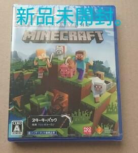 PlayStation4 Minecraft マインクラフト 新品未開封