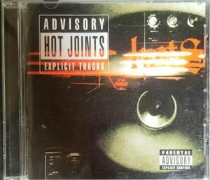 N32日本盤/送料無料■V.A.「HOTJOINTS」CD 歌詞、対訳、解説付き エミネム 50CENTZ JAY-Z EVE 2PAC DR.DRE HIP-HOPRAP LUDACRIS DMX