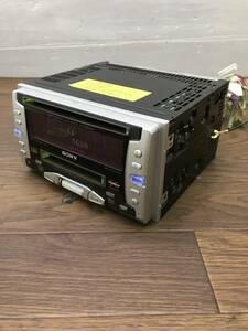 Бесплатная доставка C50945   SONY    Sony Corporation  2Din CD/MD дека    WX-5000MDX    продаю как не рабочий