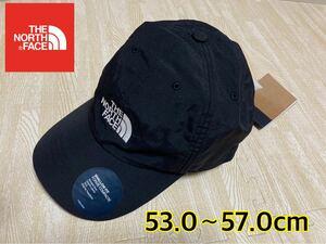【新品】 THE NORTH FACE ノースフェイス ホライズンキャップ 帽子 黒 ブラック S M 海外モデル