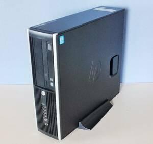 HP Compaq Pro 6300 SF Corei5 3.4G /8G/1T/DVD±RW/Win10/美品