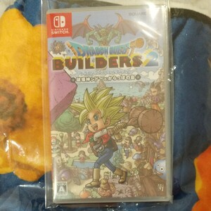 ドラゴンクエストビルダーズ2 破壊神シドーとからっぽの島 Nintendo Switch ニンテンドースイッチ