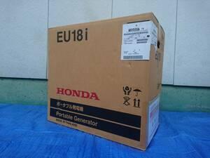 ・ HONDA EU18i ・ 新品未開封
