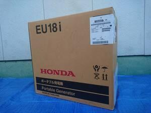 ・ HONDA EU18i ・ 新品未使用