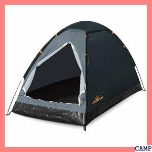 【新品/送料無料】 ハック パッケージ:w60×d10×h12cm 95×h9 テント 一人用 ドームテント 1人用 組立 49