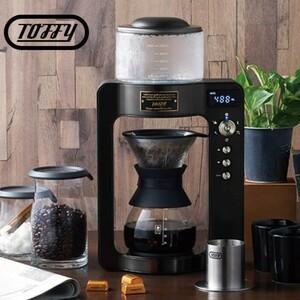 Toffy カスタムドリップコーヒーメーカー K-CM6-RB